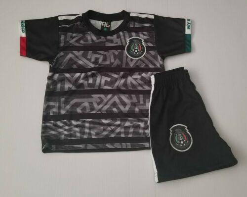 Mexico national team kid's Soccer jersey and Shorts Futbol
