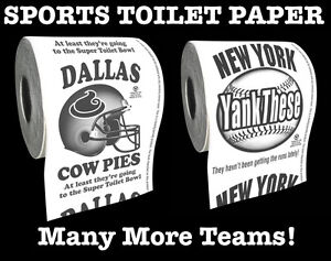 Red Sox Toilet Paper