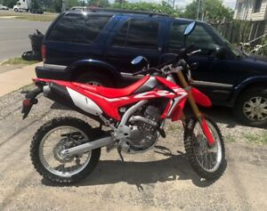 Crf250l Enduro dirtbike