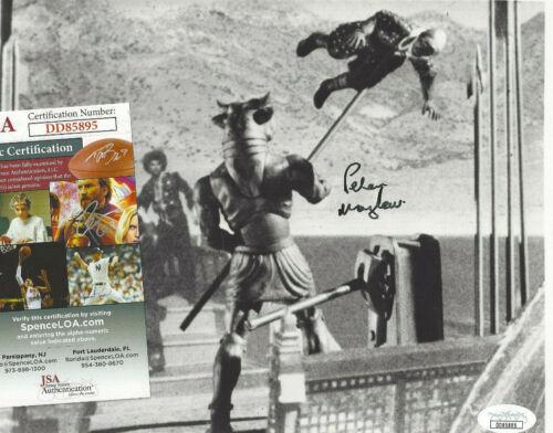 Star Wars Peter Mayhew autographed 8x10 Sinbad photo  JSA Certified