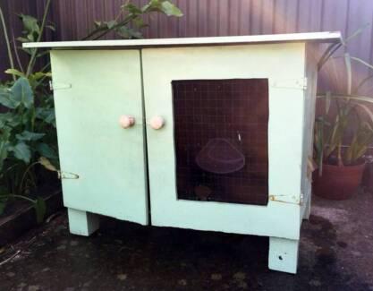Handmade Outdoor Rabbit Hutch! Hurstville Hurstville Area Preview