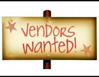 Christmas Market  vendors wanted