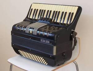 Piano Accordion - Rare - SETTIMIO SOPRANI Glenwood Blacktown Area Preview