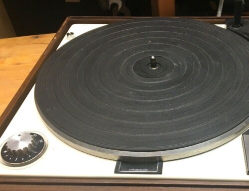 Vintage Garrard Zero 100/002 Turntable.