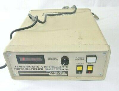 Malvern Pcs8 Stepper Motor Controller Temperature Controller