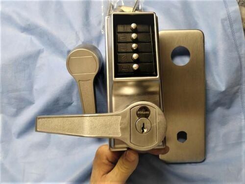 SIMPLEX LL1021S26D Push Button Lock,Entry