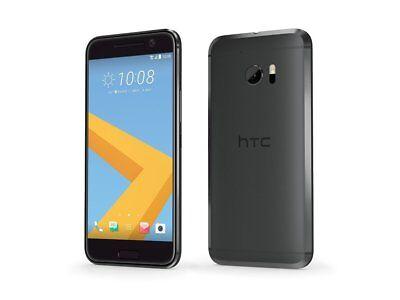 HTC 10 Smartphone (5,2 Zoll) 32 GB carbon grau - Refurbished / Generalüberholt