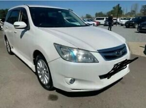2013 Subaru Liberty Exiga Premium Continuous Variable 4d Wagon