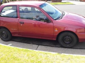 Toyota Starlet 1999 3dr manual Cranbourne East Casey Area Preview