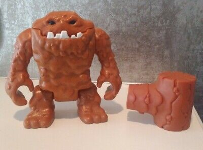 Fisher Price Imaginext DC Super Friends Clayface with Hammer Great shape