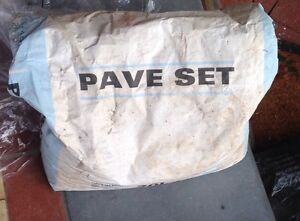 Pave set 10kg Dulwich Burnside Area Preview
