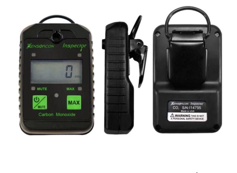 Sensorcon The Inspector by molex Industrial Carbon Monoxide Detector INS-CO-01