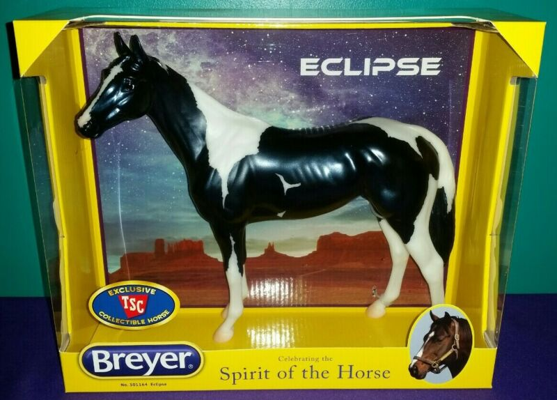 "NIB Breyer Traditional Model 301164 ""Eclipse"" 2020 Tractor Supply Co Special Run"