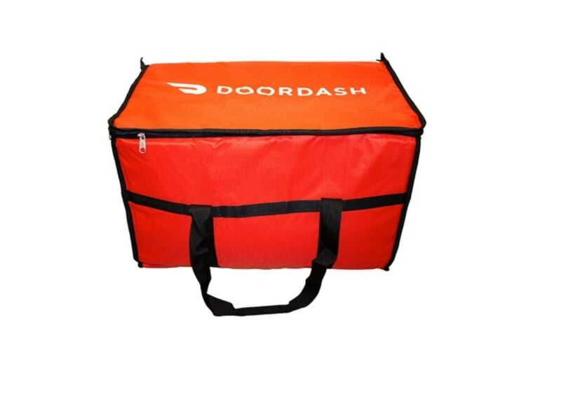 Insulated Catering Bag for Doordash Delivery Bag