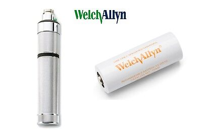 WELCH ALLYN 3.5V RECHARGEABLE HANDLE INCLUDING NICAD BATTERY #71000-C  ()