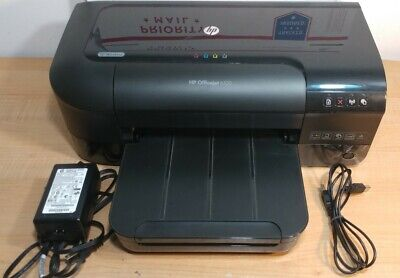 HP Officejet 6100 Printer Wireless Color Printer with OEM Power Cable & USB