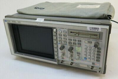 Hp Agilent Keysight 54522c Oscilloscope 500mhz 2 Channels 2 Gsas For Parts