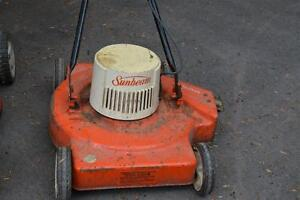 Electrical & Push  Lawnmowers