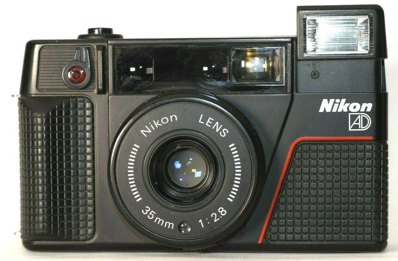 Пленочный фотоаппарат с автофокусом
