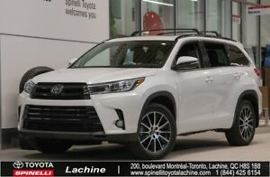 2017 Toyota Highlander SE - AWD FULLY EQUIPPED! AWD! GPS! BACK U