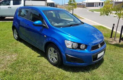 Holden Barina 2016, Brand New Burdell Townsville Surrounds Preview