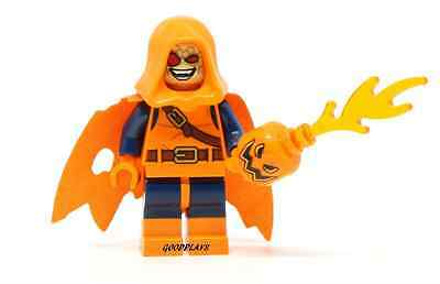 LEGO Super Heroes Hobgoblin MiniFigure New From Set 76058  Ghost Rider minifig