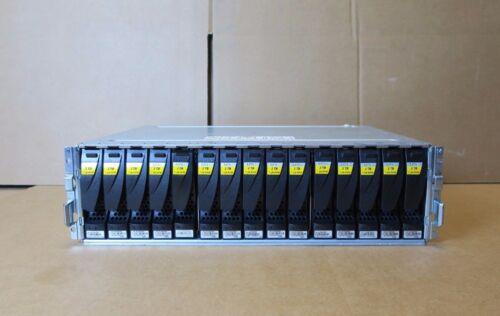 EMC CX4-4PDAE 30TB - 15 x CX-SA07-020 2TB SATA 7.2K 15 Slot Rackmount Array