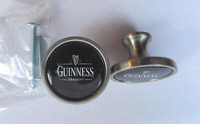 Guinness Beer Cabinet Knobs  Guinness Beer Logo Cabinet Knobs  Guinness
