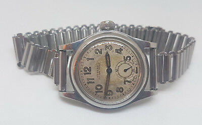 RARE VINTAGE ROLEX OYSTER JUNIOR SPORT 2784 MANUAL WIND WATCH & ROLEX BONKLIP usato  Spedire a Italy