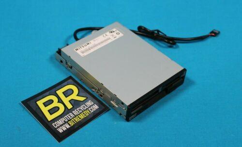 MITSUMI FA404M 8-in-1 USB 2.0 Internal Digital Card Reader with Floppy Driver