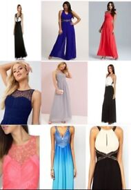 LADIES DRESSES TOPS JACKETS NEW WITH TAGS MISSGUIDED LITTLEMISS ETC