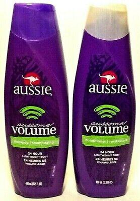 (2 Pack) Aussie - Volume SHAMPOO & CONDITIONER 13.5 oz each
