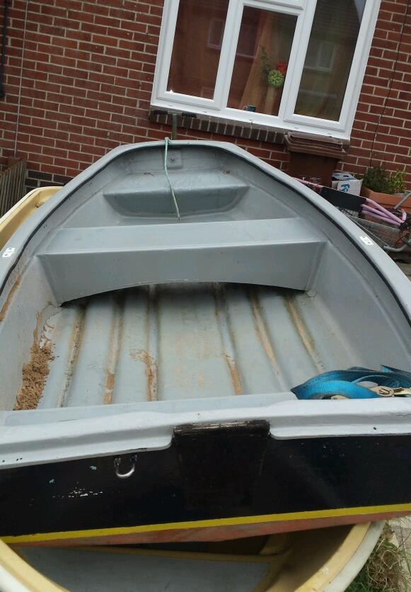 Dinghy Tender Boat