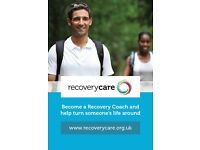 Recovery Coach - Support Worker