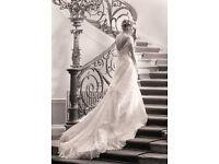 Brand new size 12 Naomi Neoh Angelica wedding dress