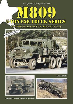 Tankograd 3013: M809 5-ton 6x6 Truck Series for sale  Newport