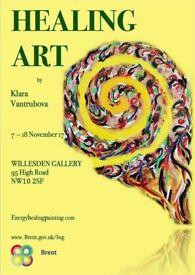 Healing Art Exhibition