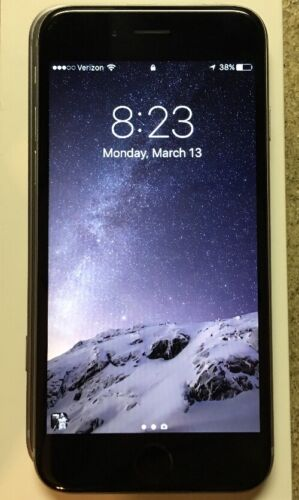 $425.00 - Apple iPhone 6s - 64GB - Space Gray (Verizon) Smartphone