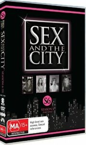 Sex and the city dvd set foto 77