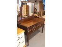 Vintage Style Dressing Table | Dresser | Drawers - Shabby Chic Potential