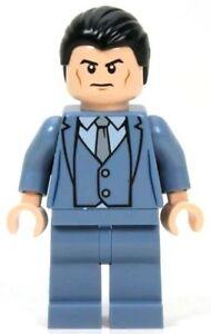Lego DC Comics Bruce Wayne 6860 100% Genuine **New** **Very Rare**