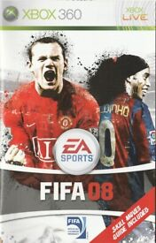 XBOX 360 - FIFA 08