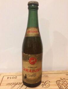Bouteille de bière Carling