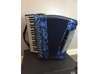 Piano Accordion 96 Bass Musette Italian