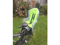 Hamax Kiss Rear Child Bike Seat