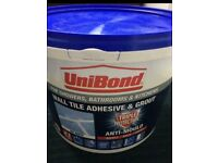 Tile Adhesive and grout 12kg