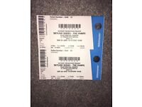 X2 tickets to see The Vamps in Bristol