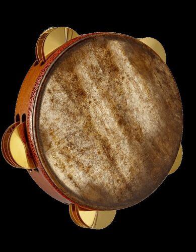 Professional Emin Percussion Fish Skin Riq Tef Tambourine Def Drum EP-004-B