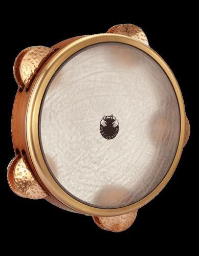Professional Riq Tef Tambourine Def Drum Instrument by Emin Percussion EP-005-B