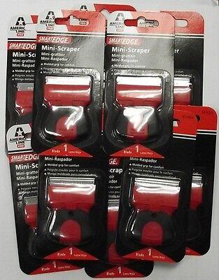American Line 65-0003 Mini Scraper Usa Blade 10 Packs